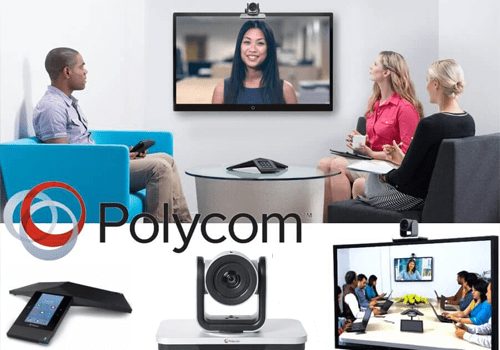 9 common questions about Polycom video conferencing
