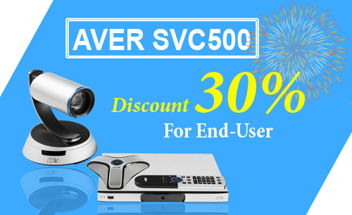 AVer SVC500 Multipoint video conference