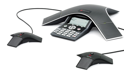 The Soundstation IP 7000 conference phone