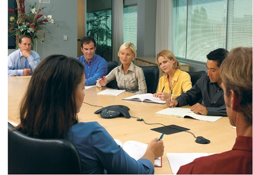 The new standard for audio conferencing is daily access to the power of Polycom unified communications solutions.