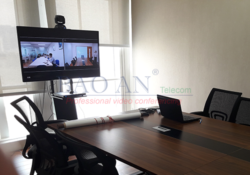 Project Video conferencing System for Thien Hy Long