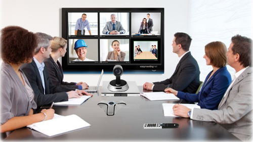 6 points AVer video conferencing solution