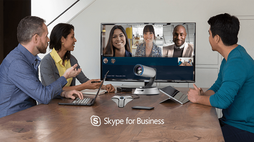 Online meeting solution combines Skype for Business