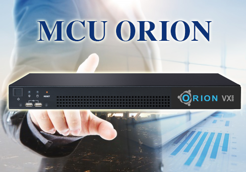 MCU Orion VX1000 Video Conferencing System