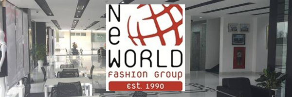 Install the video conferencing system for New World Fashion