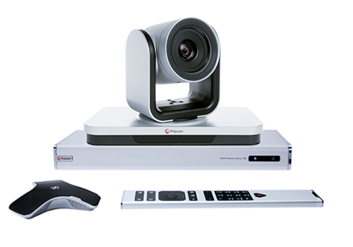 Polycom Group 500 video conference system for Yin Hwa Viet Nam