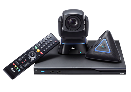 Set up AVer EVC300 video conferencing system