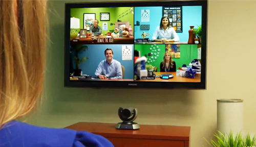 Lifesize Icon series video conferencing