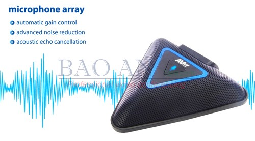 A new array Microphone of AVer EVC130