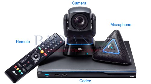 AVer EVC130P video conference