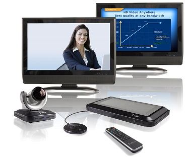 LifeSize Express 220 video conference equipment