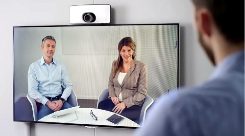 Cisco online meeting equipment system features 1080p PTZ